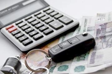 расчет формулы по уплате налога на тс