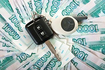 Через сколько приходит налог на машину после покупки