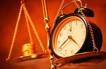 время и закон по страхованию