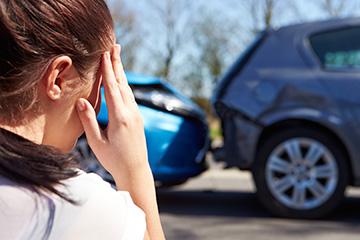 убытки при аварии