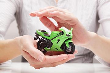 страхуем мотоцикл