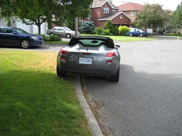 где парковать машину