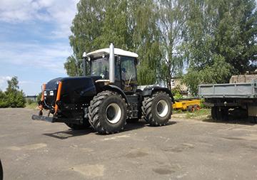 экзамены на трактор
