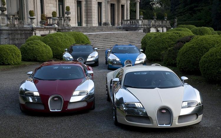 роскошные авто